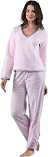 Fleece Pajamas Women Soft - Winter Pajamas for Women