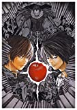 Instabuy Poster Death Note (B) Light & L - A3 (42x30 cm)