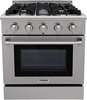 thermador stove top instructions