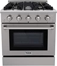 Best industrial 6 burner gas stove Reviews