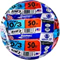 Southwire 63948422 10/3WG NMB Wire 50-Foot