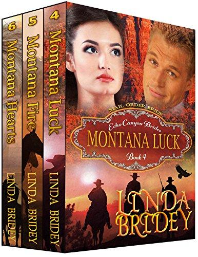 Echo Canyon Brides Box Set: Books 4 - 6: Historical Cowboy Western Mail Order Bride Bundle (Echo Canyon Brides Box Sets Book 2) (English Edition)