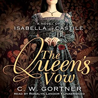 The Queen's Vow audiobook cover art