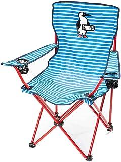 チャムス CHUMS ブービー イージー チェア CH62-1275 White/Blue(W042) BOOBY EASY CHAIR アウトドア 椅子
