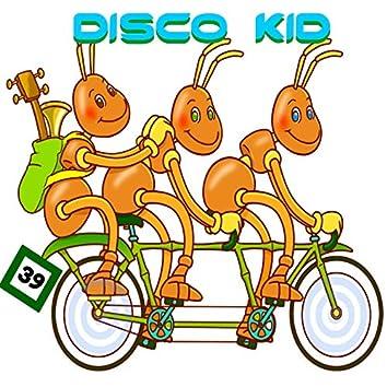 DISCO KID vol 39 (Canzoni per bambini)