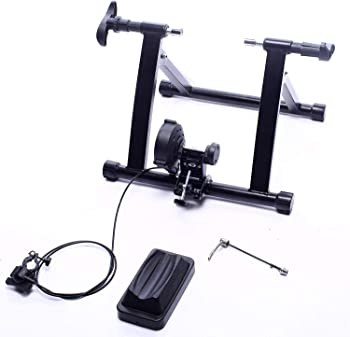 BalanceFrom Magnetic Steel Stand Exercise Bicycle