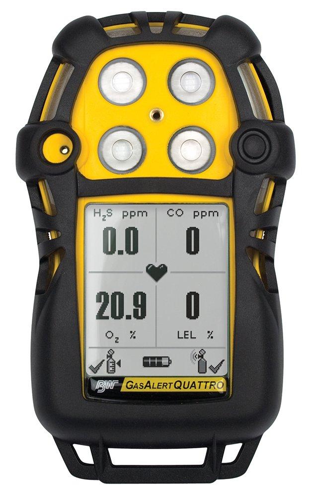 BW Technologies Max 77% OFF GA-BQT GasAlert Concussion-Proof New product!! Boot Quattro