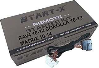 $189 » Start-X Remote Start Kit for RAV4 2010-2012, Corolla 2010-2013, Matrix 2010-2014 G Key Only || Plug N Play