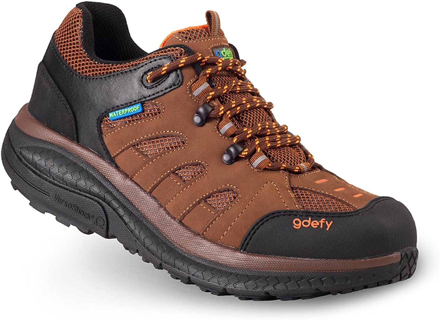Men's G-Defy Stride Lane Clinically Proven Pain Relief Low Cut Hiking shoes