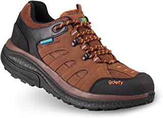 Women's G-Defy Stride Lane Low Top Clinically Proven Pain Relief Hiking Shoes