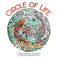 Circle of Life: A Colouring Journey (Colouring Books)