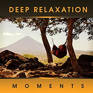 Deep Relaxation Moments (Serenity Instrumental Music for Calm Down, Total Relax Body & Mind, Yoga Meditation, Finding Inner Harmony, Stress Free)