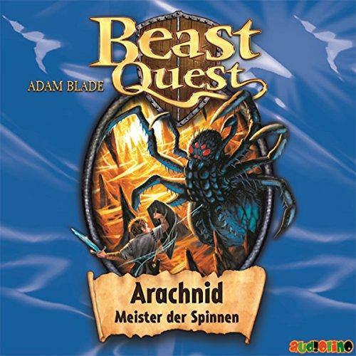 Arachnid - Meister der Spinnen Titelbild