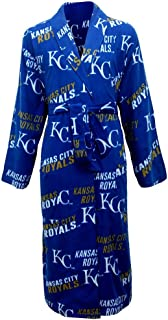 Concept Sports Men's Kansas City Royals Guys Fleece Robe