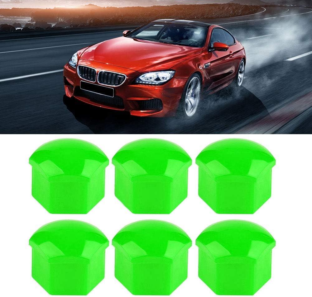 Blu iFCOW Tappi Dado per Ruote Auto 20 Pezzi 19Mm Tappi Dado per Ruote Auto Coprimozzo per Vite Coprimozzo Bulloni Cerchi Protezione Esterna