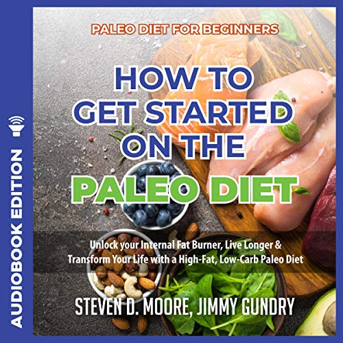Paleo Diet for Beginners: How to Get Started on the Paleo Diet cover art