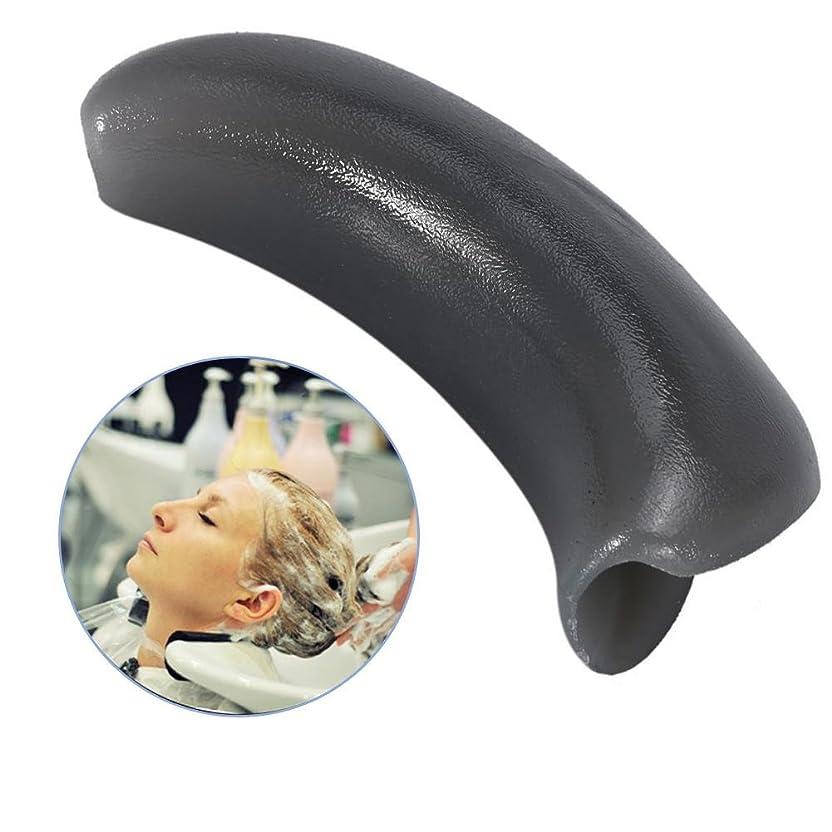 ペチュランス展望台望まないシャンプーボールのゲルの首の残り、鉱泉のヘアーサロンの洗浄の罪のための耐久の快適で柔らかいシリコーン/PUのゲルの首のクッションの枕