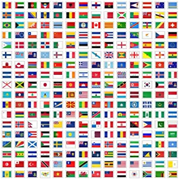 100 National Anthems Around, of, and from the World - Also Great for Ringtones