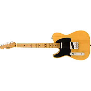 Squier by Fender Classic Vibe Telecaster - Maple - Butterscotch Blonde - LH