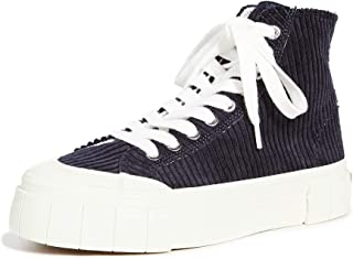 Good News Women's Palm Corduroy High Top Sneakers