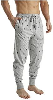 Men's Knit Covered Waistband Jogger Pants