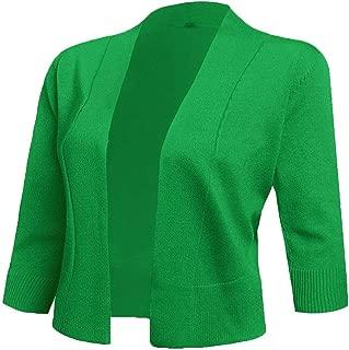 Best green short sleeve cardigan Reviews
