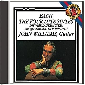 The Four Lute Suites of Johann Sebastian Bach