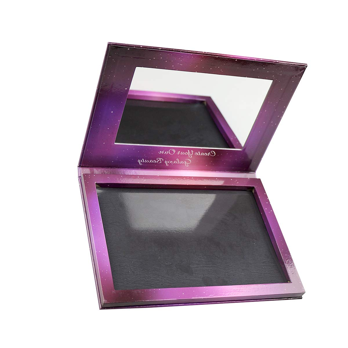 Everfavor Magnetic Palette Large with Empty Makeup low-pricing Fresno Mall Mirro
