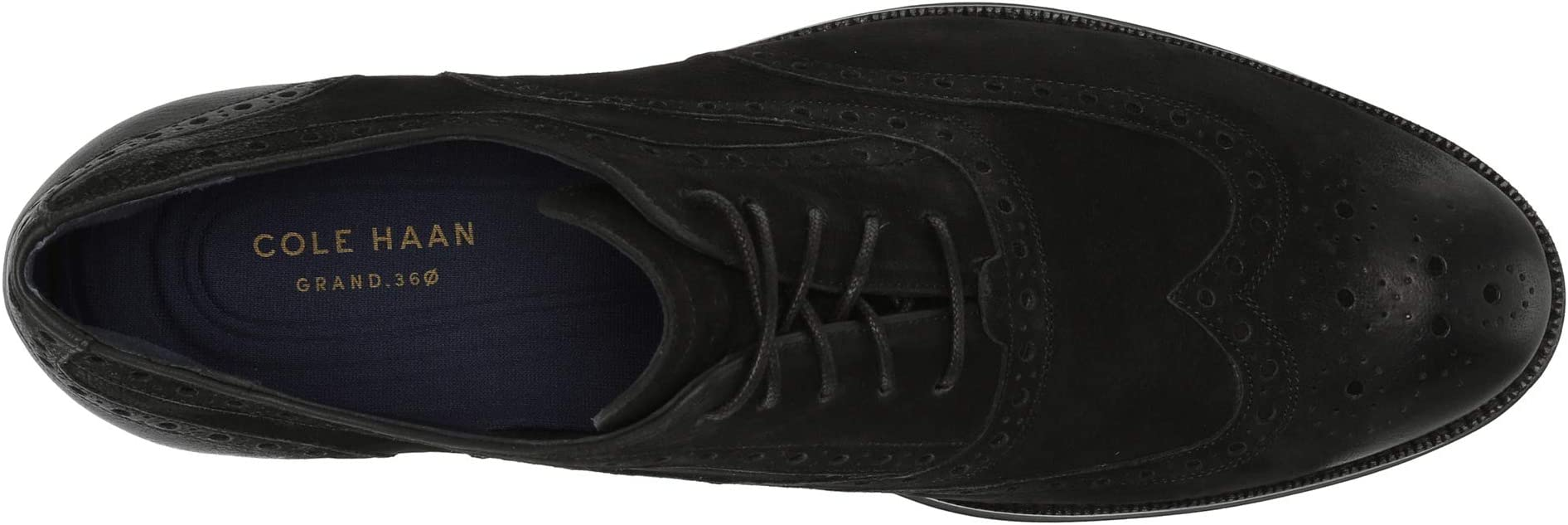 Cole Haan Lewis Grand 2.0 Wing Tip Oxford | Men's shoes | 2020 Newest