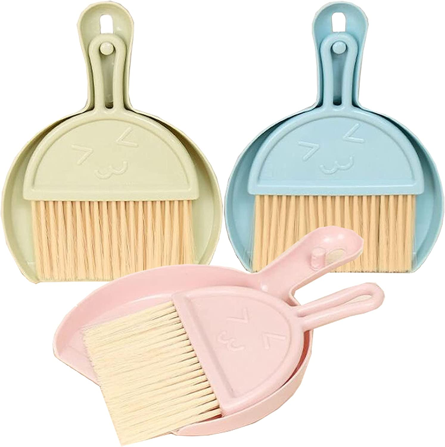 Small Broom and Dustpan Set 3 Translated New product!! Hand Pack f