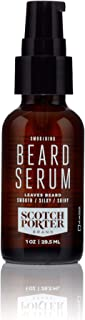 Scotch Porter - Smoothing Beard Serum, 1 oz