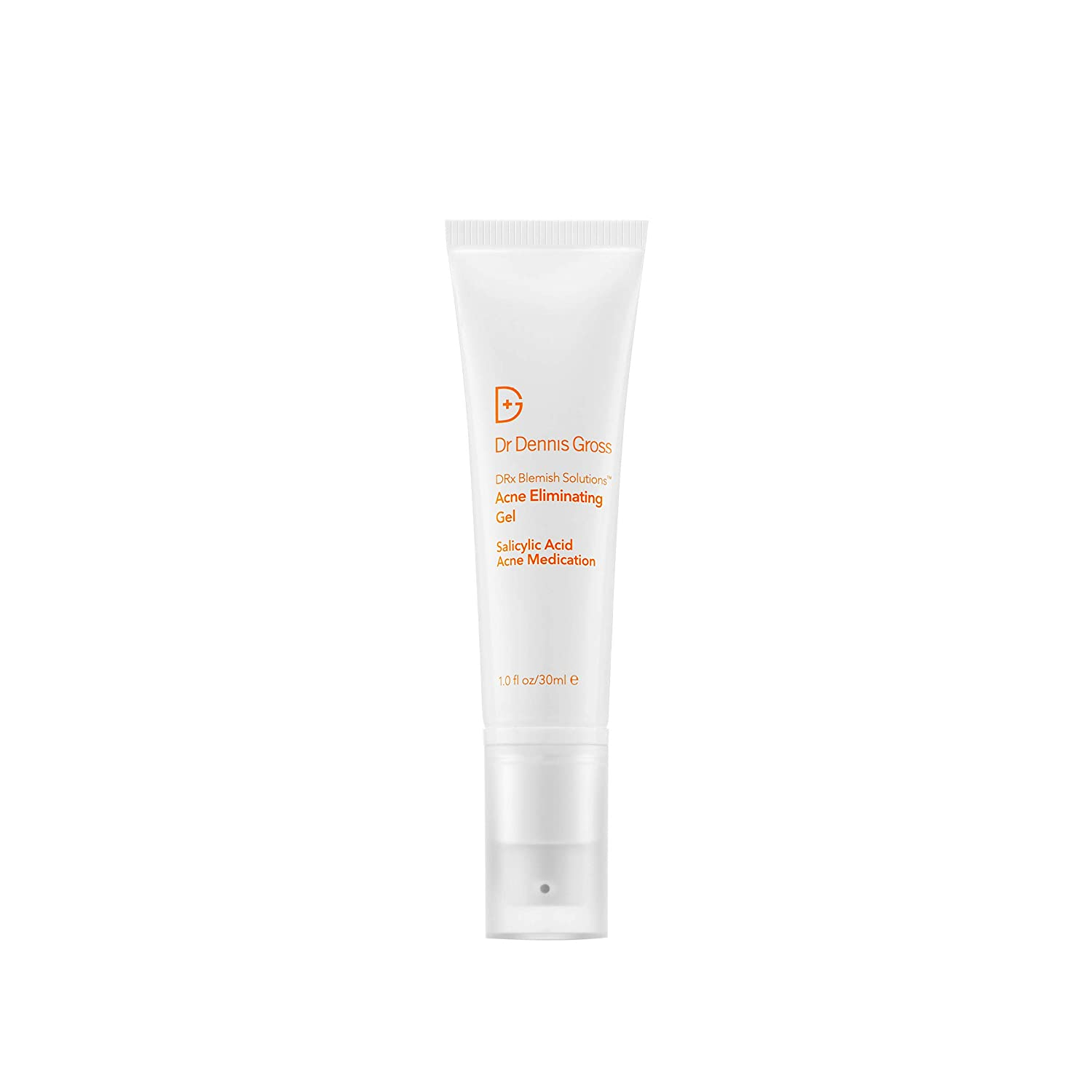 Dr Dennis Gross DRx Blemish Solutions Acne Eliminating Gel: for Frequent Breakouts, Congestion, Bumpy Texture & Oily