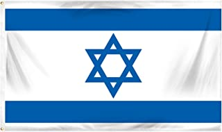 Online Stores Israel 3ft x 5ft Printed Polyester Flag