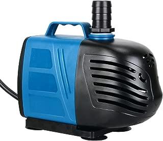 Uniclife 1000 GPH Submersible Water Pump for Pond Pool Fountain Aquarium Fish Tank