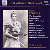 Complete Recordings of Maud Powell 1