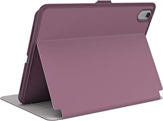 Speck BalanceFolio 11-inch iPad Pro Case, Gen 2, Plumberry Purple/Crushed Purple/Crepe Pink (122011-7265)