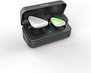 PetFon Pet GPS Tracker, senza tariffa mensile, dispositivo di monitoraggio in tempo reale, controllo APP per cani e animal...