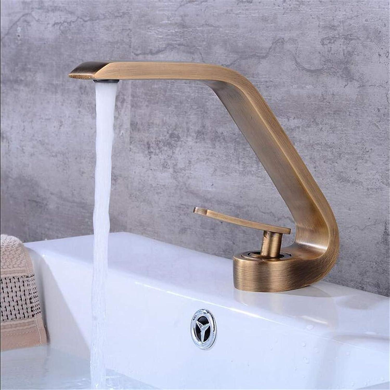 Waschtischarmatur Antiker Bassinhahn Europischer Badezimmerwaschbeckenhahn Gegenbecken Heier Und Kaltes Wasserhahn Kreativer Wasserdrache