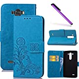 COTDINFOR LG G3 Case Wallet Bookstyle Pu Leather Flip