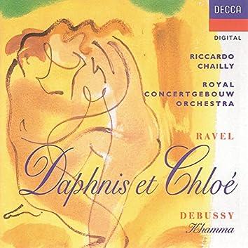 Ravel/Debussy: Daphnis & Chloë/Khamma