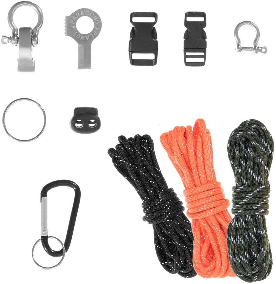PARACORD PLANET DIY Ultimate Paracord Kit Feet Ranking TOP3 Parac ...