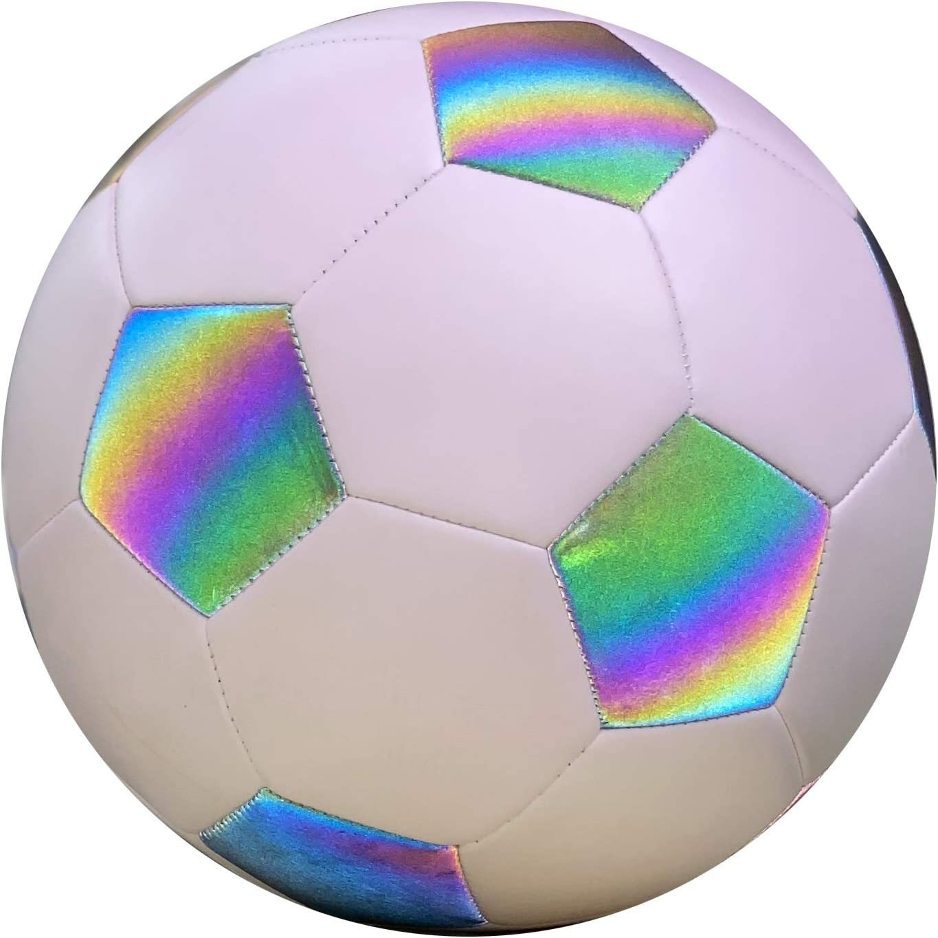 Max 47% OFF REBOIL Fantasy Soccer Ball security Size 4 Ad 5 Youth Kids Pets