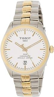 Tissot PR100 Chronometer Two-tone Men's Watch T101.451.22.031.00