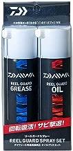 Daiwa Original 100ml Reel Guard Oil Grease Spray Set