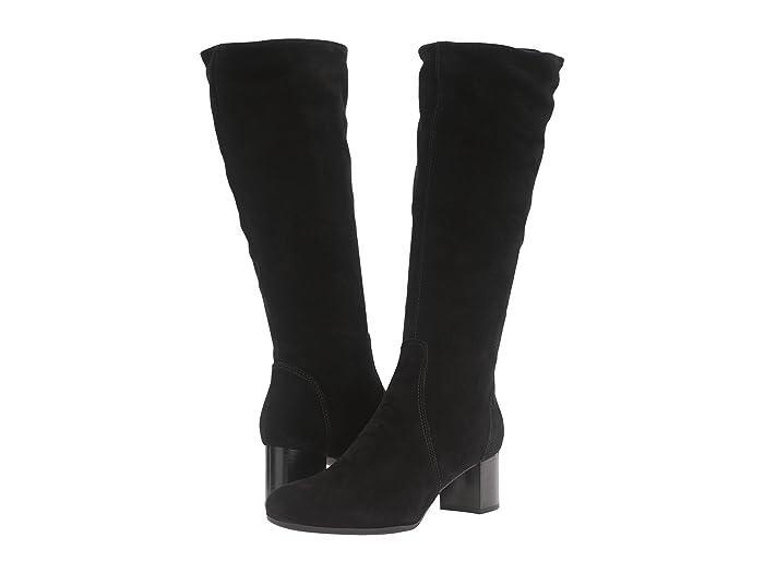 La Canadienne  Jennifer (Black Suede) Womens  Boots