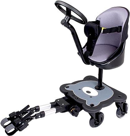 Amazon.es: patinete sentado ruedas - Carritos, sillas de ...