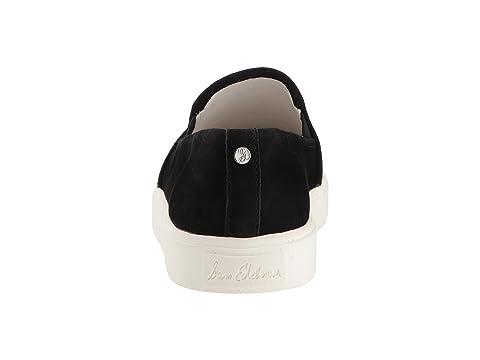 Suède Sam Cuir Edelman Enfant Leatherblack Elton Cendres Gris A0Urx7AX