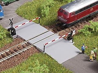 Upphagen 44637 – inpassad järnvägsutgång, modellbana tillbehör