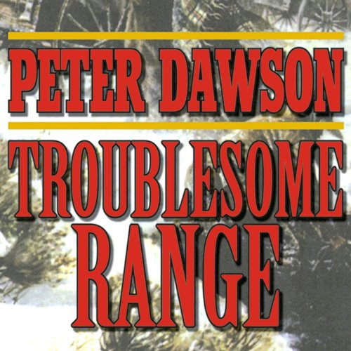 Troublesome Range audiobook cover art