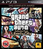 Grand Theft Auto: Episodes from Liberty City (PS3) [Importación inglesa]